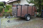 PKW-Anhänger Viehtransporter