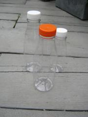 Plastikflaschen PET, 500