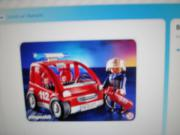 Playmobil 3177 Brandmeisterfahrzeug