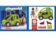 Playmobil - Cityflitzer Auto Fahrzeug Wagen
