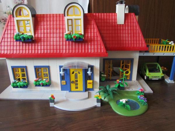 playmobil familienhaus einrichtung weiteren zubeh r in oberasbach spielzeug lego. Black Bedroom Furniture Sets. Home Design Ideas
