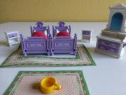 Playmobil Nostalgie Schlafzimmer