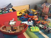 Playmobil Sammlung Wikingerschiff
