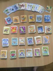 Pokemonsammelsticker Merlin Collection aus 1995