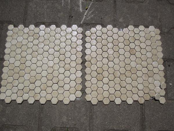 Porzellan mosaik fliesen in beige in rastatt fliesen keramik ziegel kaufen und verkaufen - Mosaik keramik fliesen ...