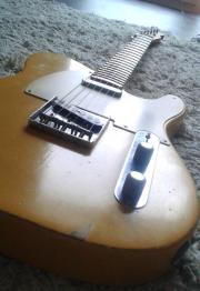 Privater E-Gitarren