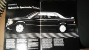 Prospekte von Mercedes