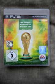 PS3 FIFA Brasilien 2014 WM