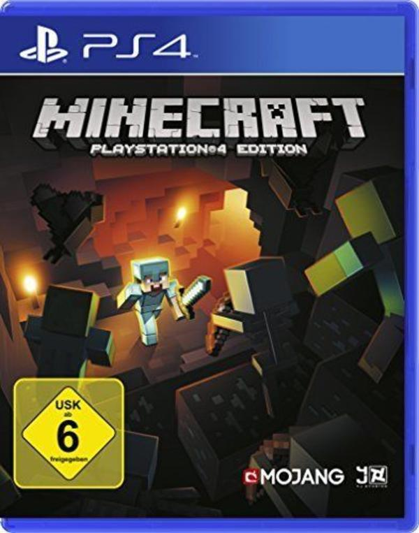 PS Minecraft PlayStation Edition In Crimmitschau Playstation - Minecraft pc spiele kaufen