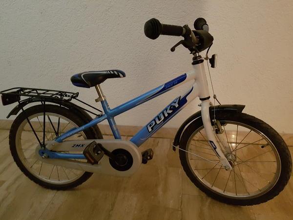 fahrrad 18 puky gebraucht kaufen nur 4 st bis 65 g nstiger. Black Bedroom Furniture Sets. Home Design Ideas