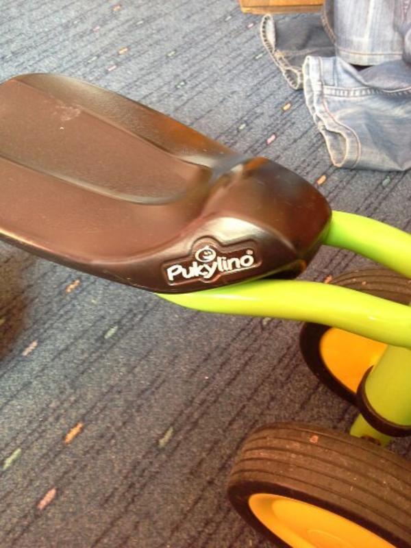 Pukylino Spielzeug Roller Laufrad Kinderlaufrad Puky Rad gebraucht kaufen  97215 Uffenheim