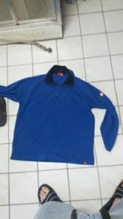 Pullover blau v