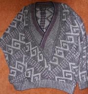 Pullover in Gr 48