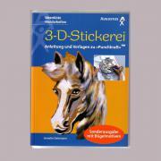 Punchkraft - 3-D-Stickerei Anleitungsbuch