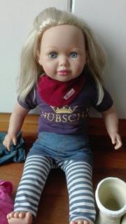 Puppe Sally