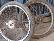 Räder Moped