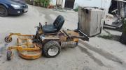 Rasenmäher traktor walker