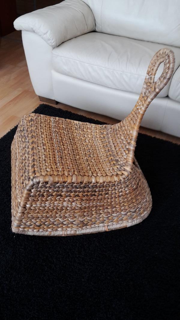 Stuhl rattan gebraucht kaufen nur 3 st bis 70 g nstiger for Rattan schaukelstuhl gebraucht