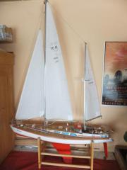 RC Segelschiff Topas