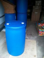 Regenwasser Fässer