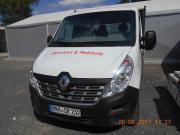 Renault Pritschenwagen