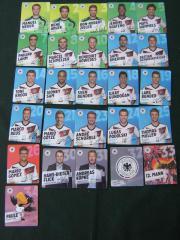 REWE Sammelkarten Fußball