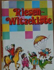 Riesen-Witzekiste v Hannelore Müller-Scherz mit