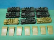Roco - Militär - Halb-Ketten Panzer - Fahrzeuge -