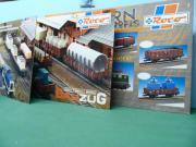 Roco Modelleisenbahn Spur H0 - N Reklame