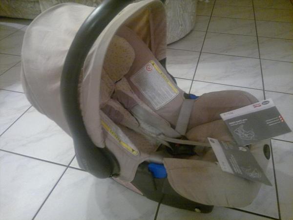 Römer Baby-Safe plus 0-13Kg