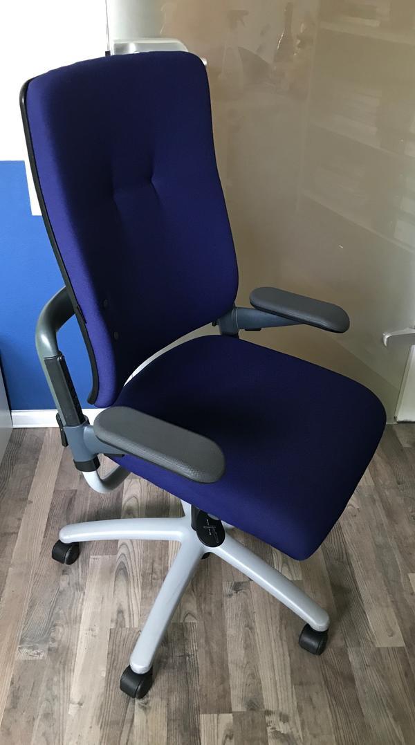 Rohde & Grahl Xenium Basic Bürostuhl - blau in Lüdenscheid ...