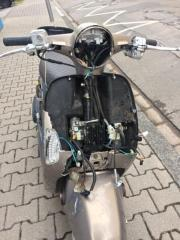 ... Roller Kymco New Sento 50i: Kleinanzeigen Aus Mannheim   Rubrik Mofas,  50er Kleinkrafträder ...