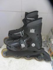 Rollerplates Rollschuhe Gr 34-36 Schlittschuhe