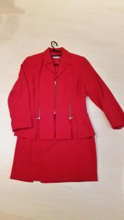 Rotes Kostüm gr 40