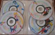 Sailor Moon DVD (