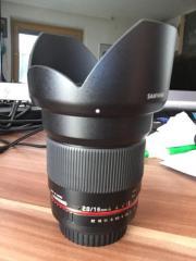 Samyang 16mm F2