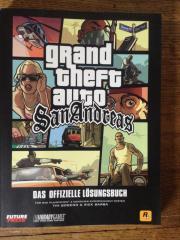 San Andreas Lösungsbuch