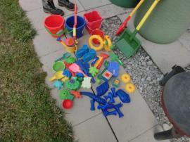 Sonstiges Kinderspielzeug - Sandelsachen