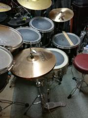 Schlagzeugset