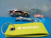 Schlüsselanhänger - Pin - Suzuki