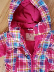 Schneeanzug pink/bunt