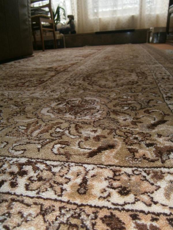 sch ner alter schurwollteppich t bris super 3x4m in berlin teppiche kaufen und verkaufen. Black Bedroom Furniture Sets. Home Design Ideas