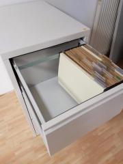 Büromöbel schrank hängeregister  Schrank für Hängeregister Farbe Grau in Nürnberg - Büromöbel ...