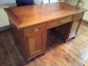 Schreibtisch, antik, leicht