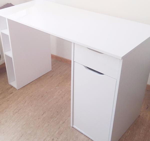 Schreibtisch - hochglanz, wie neu ! in Osnabrück - Büromöbel kaufen ...