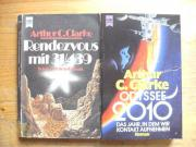 SCIENCE FICTION-ARTHUR C CLARKE ODYSSEE