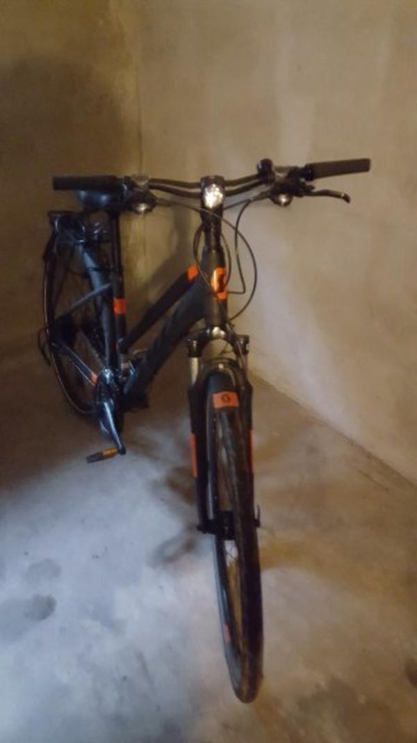 scott fahrrad 28 gebraucht kaufen nur 4 st bis 70. Black Bedroom Furniture Sets. Home Design Ideas