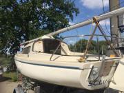 Segelboot Varianta K4,