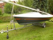 Segelboot zu Verkaufen
