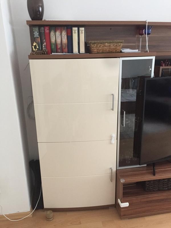 segm ller wohnwand zu verkaufen in n rnberg wohnzimmerschr nke anbauw nde kaufen und. Black Bedroom Furniture Sets. Home Design Ideas